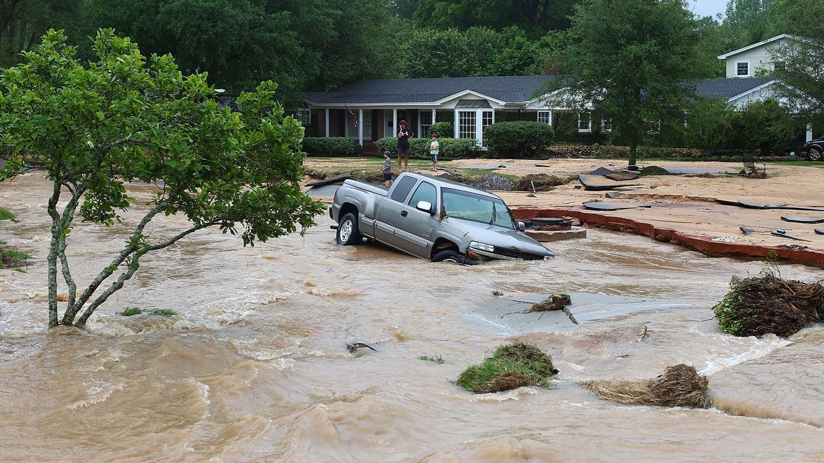 Страхование от наводнений