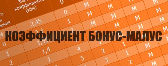 Проверка КБМ РСА